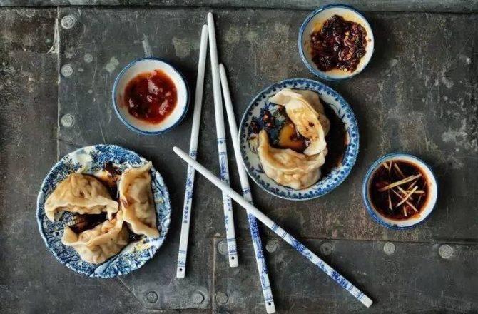 Chinese food chopsticks Kuai Zi