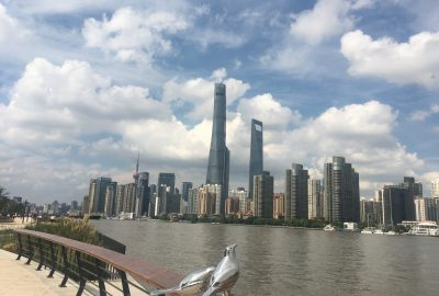 more about Shanghai walk